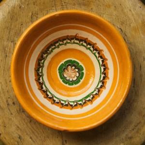 Опішнянська керамічна миска