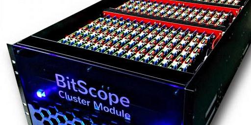 Модуль кластера на Raspberry Pi 3